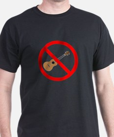 ukulele sucks T-Shirt