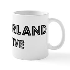 Switzerland Native Mug
