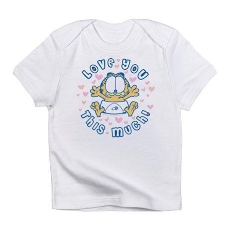 Love You This Much Infant T-Shirt