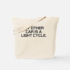 LIght Cycle Tote Bag