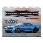 2011 ModernCamaro.com Calendar