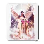Angel Bride Mousepad
