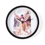 Angel Bride Wall Clock
