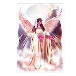 Angel Bride Postcards (Package of 8)
