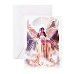 Angel Bride Greeting Cards (Pk of 10)