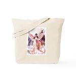 Angel Bride Tote Bag