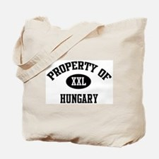 Property of Hungary Tote Bag