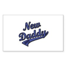 Unique New dad 2011 Decal