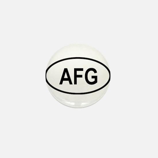 Cute Central asia Mini Button