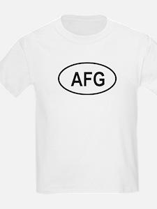 Unique Afghan T-Shirt