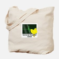 General Hospital Chick Tote Bag