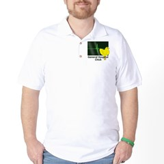 General Hospital Chick Golf Shirt