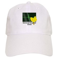 General Hospital Chick Baseball Cap