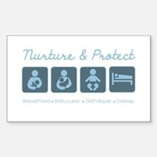 Attachment Parenting Sign10 Decal