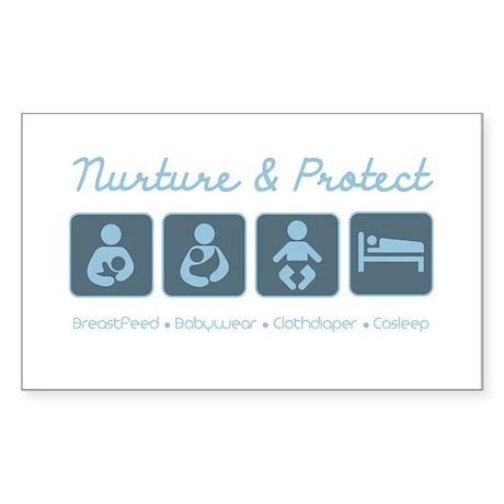 Attachment Parenting Sign10 Sticker