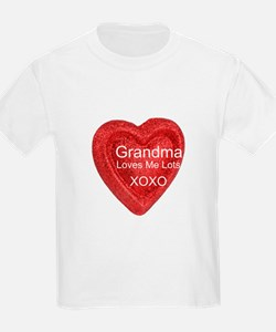 Grandma Loves Me T-Shirt
