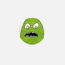 Cool Green monster Mini Button
