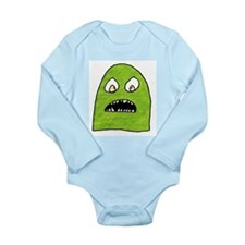 Cute Rawr Long Sleeve Infant Bodysuit