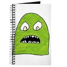 Cute Green monster Journal