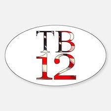 TB 12 Decal