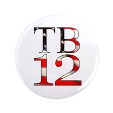 "TB 12 3.5"" Button"