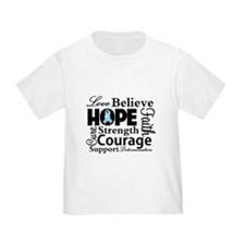 Prostate Cancer Hope Collage T