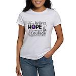 Pancreatic Cancer Hope Women's T-Shirt