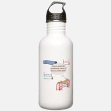 Numbered Course Water Bottle