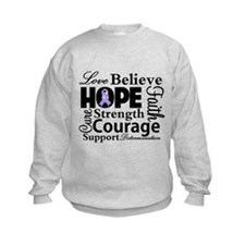 General Cancer Hope Sweatshirt