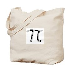 Simply Cow Pi Tote Bag
