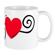 HEART {22} Mug