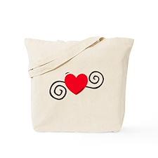 HEART {22} Tote Bag