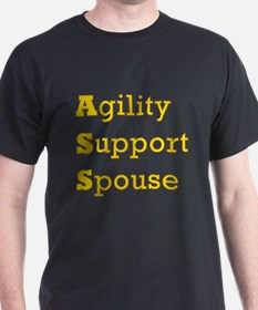 Agility Support Spouse T-Shirt