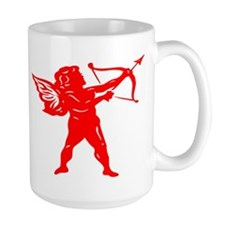 CUPID {12} : red Mug