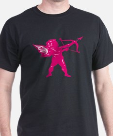 CUPID {12} : pink T-Shirt