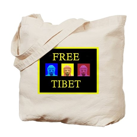 Tibet Liberation Tote Bag