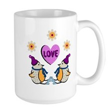 LOVE PENQUINS Mug