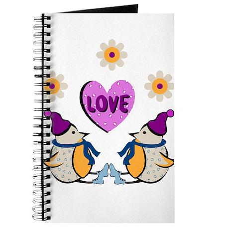 LOVE PENQUINS Journal
