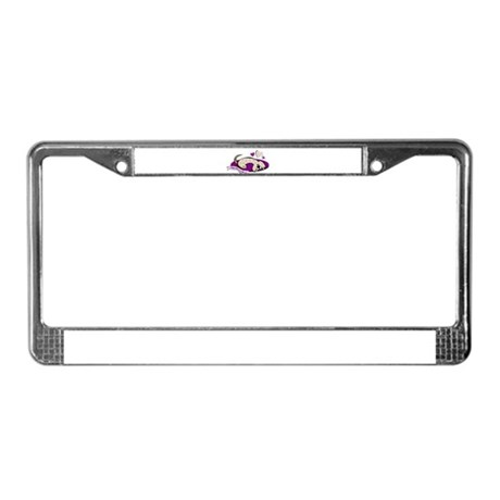 HAPPY VALENTINES DAY {1} : pu License Plate Frame