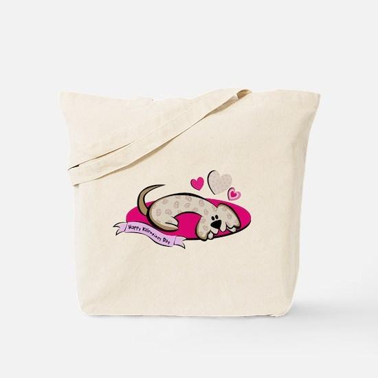 HAPPY VALENTINES DAY {1} : pi Tote Bag