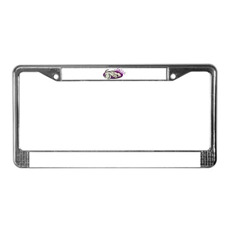HAPPY VALENTINES DAY {2} ; pu License Plate Frame