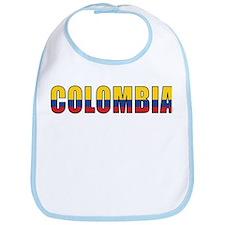 Colombia Bib