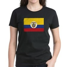 Colombia Naval Ensign Tee