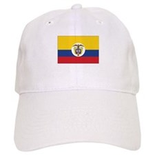 Colombia Naval Ensign Baseball Cap