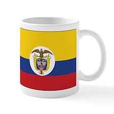 Colombia Naval Ensign Mug