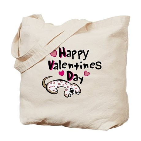 VALENTINES DAY {4} : pink Tote Bag