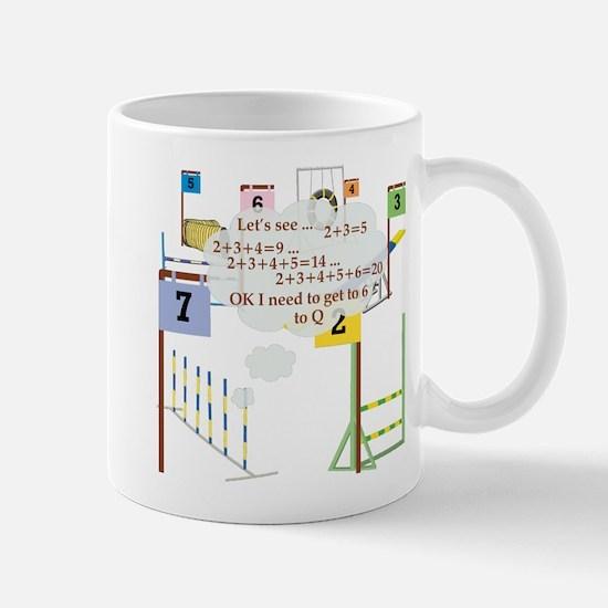 Snooker Math Mug