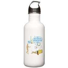 Do What Your Body Says Water Bottle