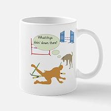 Whatchya Doin'? Mug