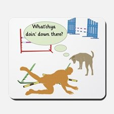 Whatchya Doin'? Mousepad